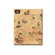 Nappe anniversaire 120x180cm - Pirates