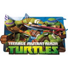 Set de table Tortues Ninja