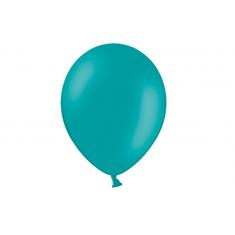 100 ballons 30 cm turquoise