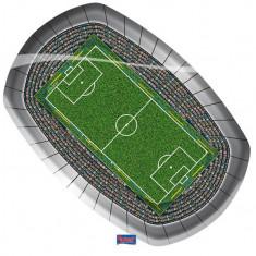 Assiettes Football - x8
