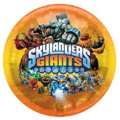 Ballon hélium Skylanders Giants