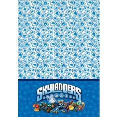 Nappe Skylanders Giants - bleu