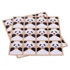 x24 Stickers panda