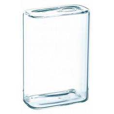 Vase à tige rectangle
