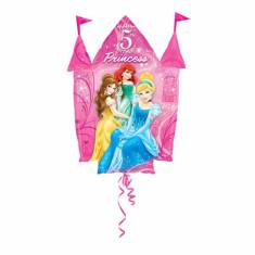 Ballon Hélium 5 ans – Princesses Disney
