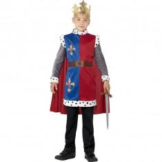 Costume garçon Roi Arthur - Taille 7/9 ans