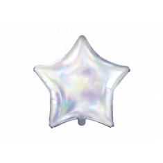 Ballon Mylar Etoile Irisé