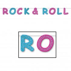 Guirlande Rock & Roll