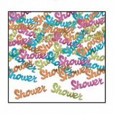 Confettis baby-shower