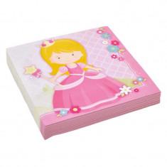 x20 Serviettes Papier Princesse