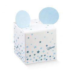 10 Boites à dragées Mickey  5 cm