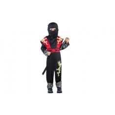 Déguisement garçon ninja dragon - Taille 10/12 ans