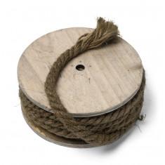 Bobine corde marin