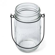 Vase verre storage 13 x 7,5 cm
