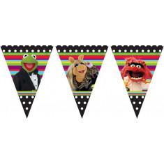 Guirlande fanions - Muppet show