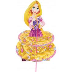 Présentoir à cupcake Raiponce – Princesses Disney