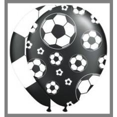 Ballons Football - x8