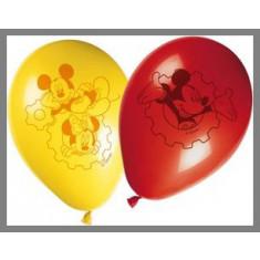 Ballons Mickey Playful - x8