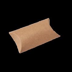 10 boîtes à dragées kraft 11,5 cm x 7 cm x 2,5 cm