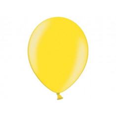 10 ballons 27 cm – jaune citron pastel