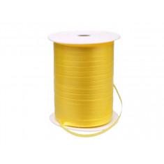 Ruban bolduc jaune- 0.5cm x 500m
