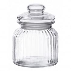 Bonbonnière en verre vintage - 600 ml
