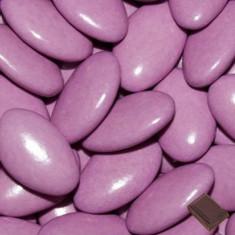 Dragées Chocolat parme - 1kg
