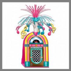 Centre de table jukebox - thème Rock and Roll