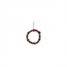 Couronne de Noël 30 cm