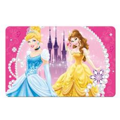 Set de table 3D Princesses Disney