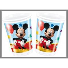 Gobelets Mickey Playful - x8