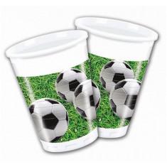 8 gobelets Football party