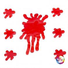 Set stickers traces sanglantes