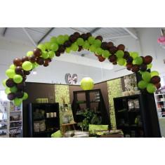 Guirlandes ballons 6 m