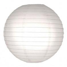 Lampion led blanc 30 cm
