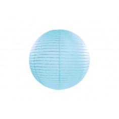 Lanterne bleu ciel – Ø 20 cm