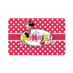 Set de table 3D Minnie