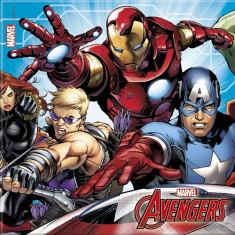 20 Serviettes Avengers - 33 x 33 cm