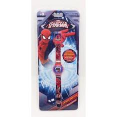 Montre Spiderman - Ecran digital