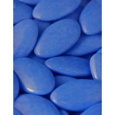 Dragées Pecou chocolat bleu lagon - 500 gr