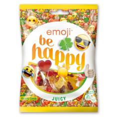 Bonbons emoji happy - 175 g