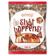 Bonbons emoji crotte - 175 g