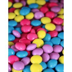 Dragées Confettis chocolat - multicolors