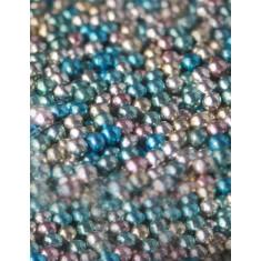 Dragées billes - multicolore - 100gr