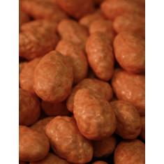 Dragées pralines amandes - brun - 1kg