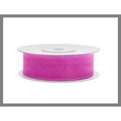 Ruban organdi 19 mm - Plusieurs couleurs disponibles