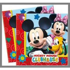 Serviettes Mickey Playful - x20