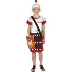 Costume garçon soldat romain - Taille 7/9 ans