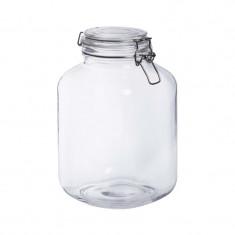 Bonbonniere en verre 4.5 Litres Fermeture metal