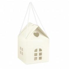 Urne maison en carton